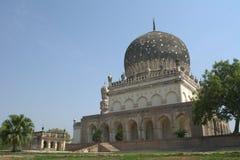 Tombe di Qutub shahi a Haidarabad Fotografia Stock Libera da Diritti