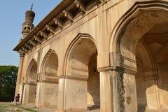 Tombe di Qutub shahi a Haidarabad Fotografie Stock