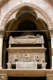 Tombe di Scaliger Immagini Stock Libere da Diritti