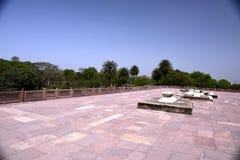 Tombe du ` s de Humayun dans l'Inde Photo libre de droits