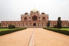 Tombe du ` s de Humayun, Delhi, Inde photo stock