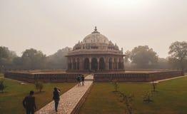 Tombe du ` s de Humayun ? Delhi, Inde photographie stock