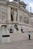 Tombe du soldat d'Unkown, Rome, Italie photo stock