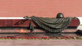 Tombe du soldat inconnu - ensemble architectural commémoratif dedans photos stock