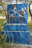Tombe, grande Rift Valley, Etiopia, Africa Fotografia Stock