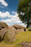 Tombe historique hollandaise photos stock