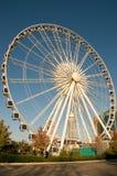 tombe la roue de Niagara de ferris Image libre de droits