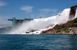 tombe Niagara Photographie stock libre de droits