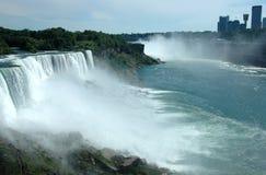 tombe Niagara Images libres de droits
