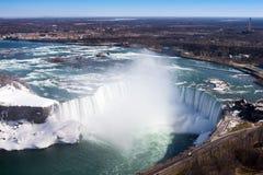 tombe Niagara Image stock