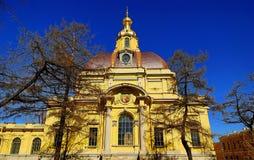 Tombe princière des tsars russes. Photo libre de droits
