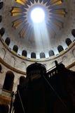 tombe sainte d'église image libre de droits