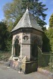 Tombeau à Chester Image libre de droits