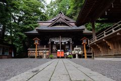 Tombeau d'Arakura Fujisengen Images stock