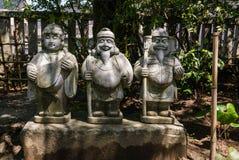Tombeau d'Utasu Jinja Photo libre de droits