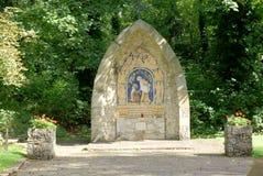 tombeau de 2 moines d'aylesford Photo libre de droits
