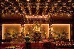 Tombeau de Buddist images stock