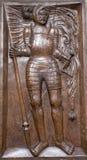 tombeau de chevalier d'église de Vienne Photo stock