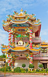 Tombeau de Chinois, un beau temple chinois. Photos libres de droits