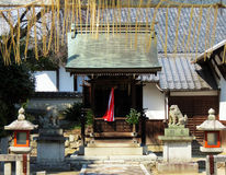 Tombeau de Daishogun, Otsu, Japon Photos stock