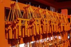 Tombeau de Fushimi Inari à Kyoto Japon Photos stock