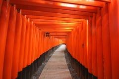 Tombeau de Fushimi Inari Photographie stock