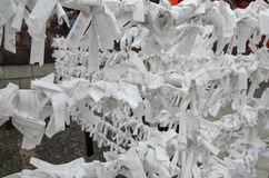 Tombeau de Fushimi Inari Taisha Image stock