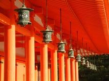 Tombeau de Heian Photo libre de droits