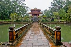 Tombeau de Khai Dinh Photo stock