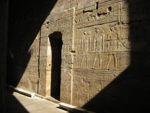 Tombeau de l'Egypte photos stock