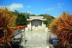 Tombeau de l'Okinawa Photos libres de droits