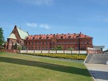 Tombeau de la pitié divine dans Lagiewniki. Cracovie Image libre de droits