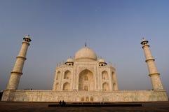 Tombeau de Magnific Taj Mahal à Agra photographie stock libre de droits