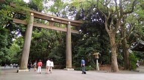 Tombeau de Meiji Images stock