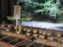 Tombeau de Meiji Photographie stock libre de droits