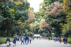 Tombeau de Meiji Jingu photos libres de droits