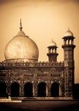 Tombeau de Pir Chinasi dans Muzafarabad, AJK, Pakistan Images stock