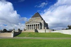 Tombeau de Remembrance.Melbourne photo libre de droits