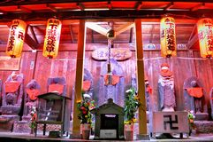 Tombeau de Shinto Photo stock