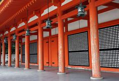 tombeau heian de Kyoto Image stock