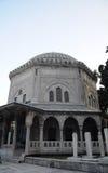 tombeau suleiman magnificient Images libres de droits