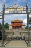 Tombeau vietnamien Image libre de droits