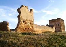 tombeaux de merinid de Fez Photos stock