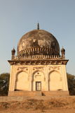 Tombeaux de Qutb Shahi, Hyderabad Photos stock