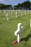 Tombes de guerre Photographie stock