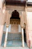 Tombes de Saadian Photos libres de droits