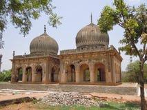Tombes en pierre dans l'Inde Photos stock