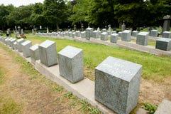Tombes titaniques Image libre de droits