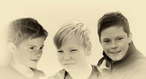 tomboys стоковые изображения rf