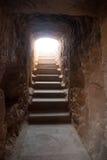 Tombs av konungarna Cypern Royaltyfri Fotografi